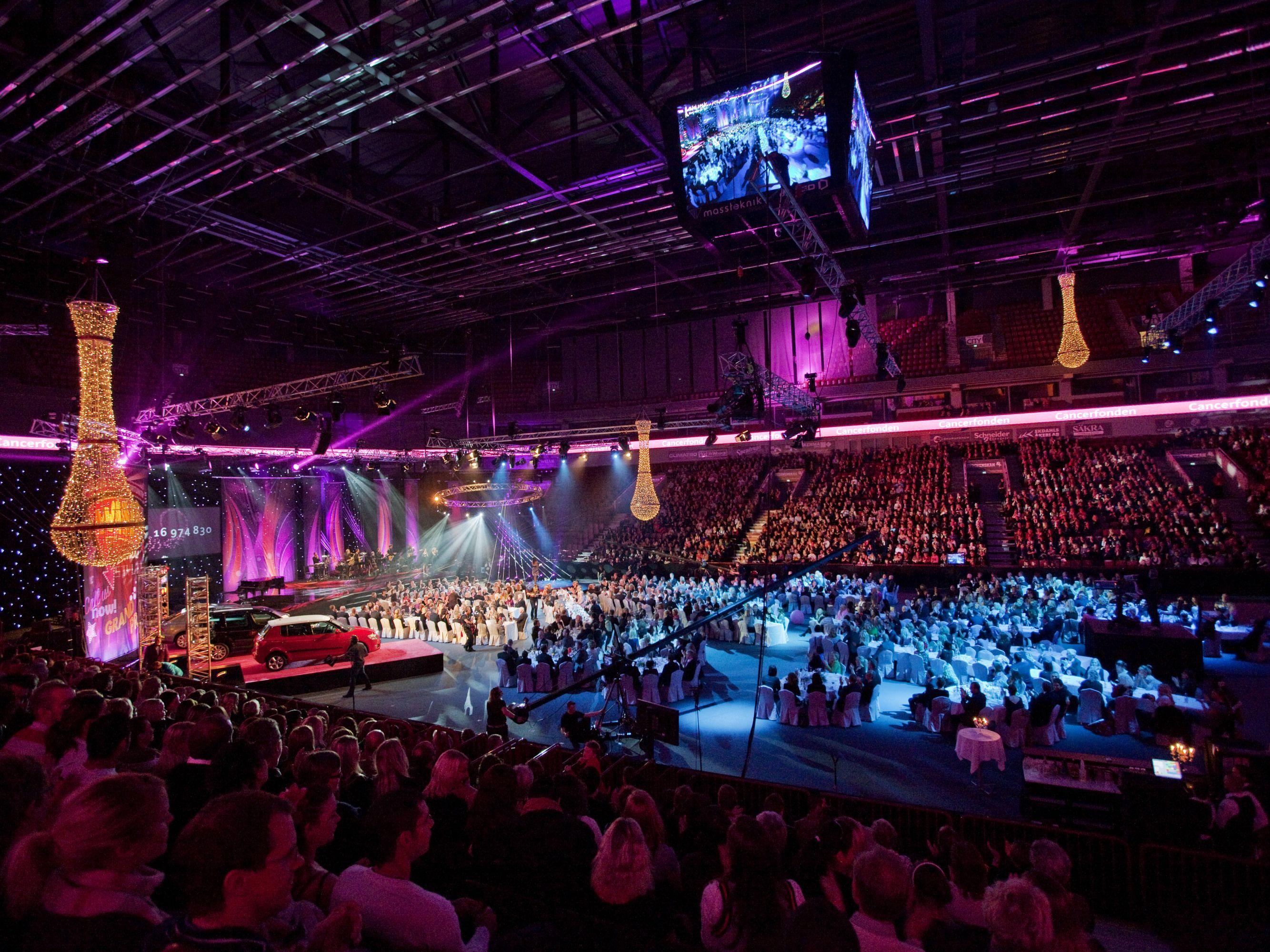 malmö arena event